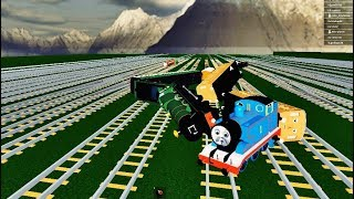 Thomas the train Have a ride with Thomas and Friends ROBLOX Part 3