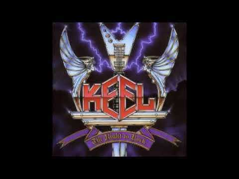 Download Keel  - The Right To Rock (1985) Full Album