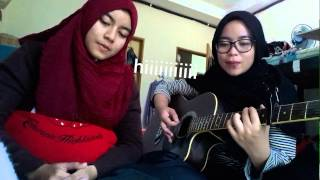 Hantu atau buaya (cover) by fatin and finas