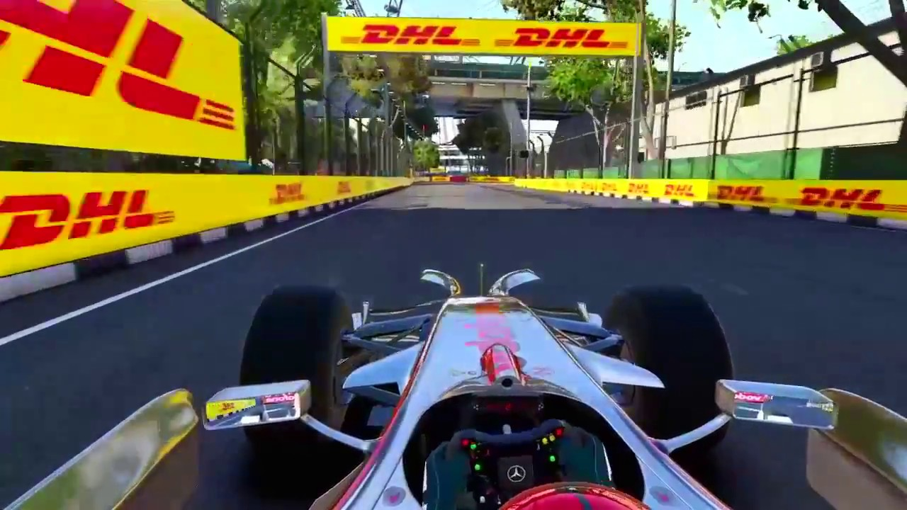 f1 2017 2008 mclaren onboard singapore ps4 hd youtube. Black Bedroom Furniture Sets. Home Design Ideas