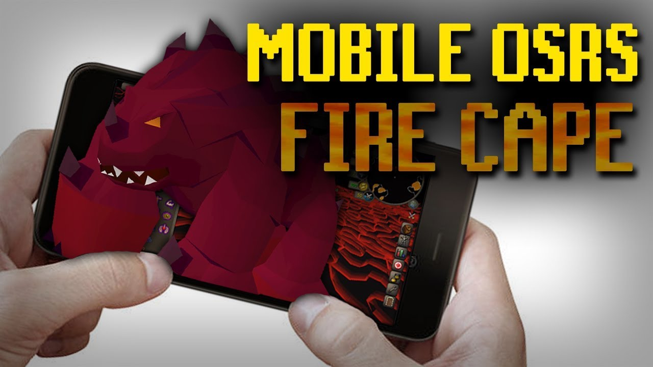 OldSchool RuneScape Mobile Beta (IOS) | Jad Task