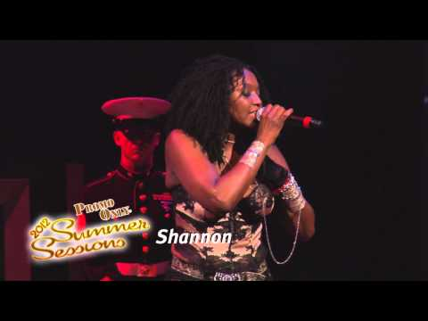 Shannon at Promo Only Summer Sessions 2012
