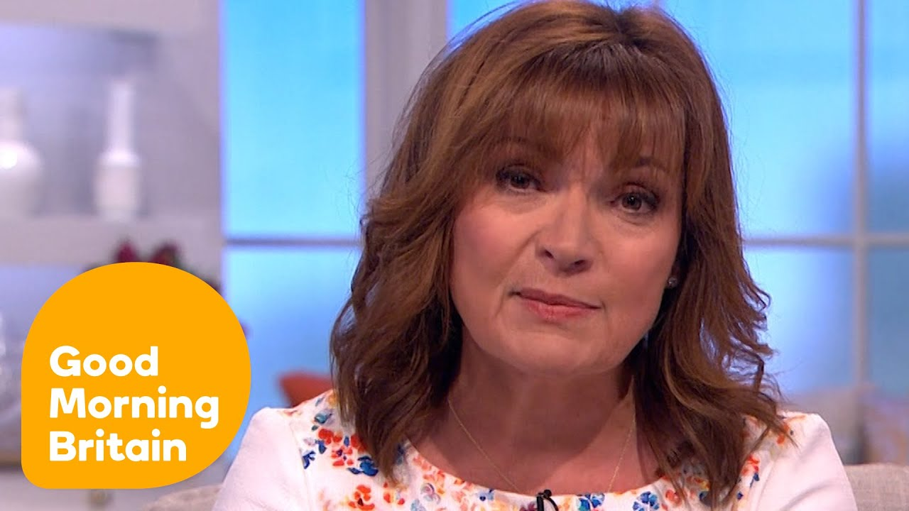 lorraine talks about covering the dunblane massacre | good morning