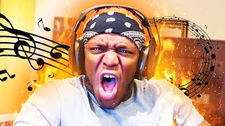 "Reacting to ""KSI TYPE BEATS"" 2"