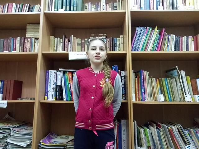 Изображение предпросмотра прочтения – АннаАлексашина читает произведение «Я счастлив» В.В.Маяковского