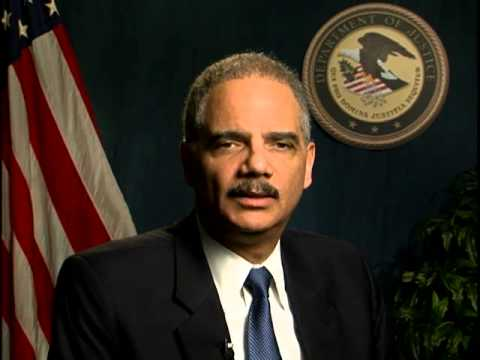 AG Holder's PSA for Servicemembers