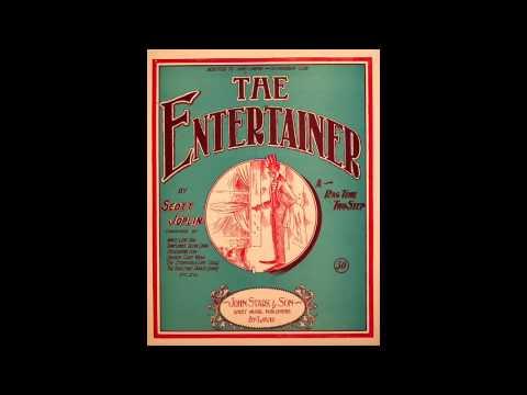Scott Joplin - The Entertainer (1902) + piano music shit/download MP3