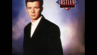 Rick Astley - Never Gonna Give You Up (Instrumental)