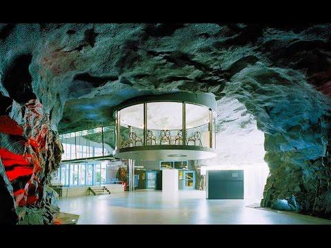 TOP 10 Refugios Para Sobrevivir a una Guerra Nuclear