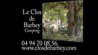 Camping le Clos de Barbey ***, Bauduen, Var France, Frankrijk