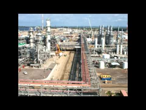 Angola LNG - Processamento do LNG (Liquefied Natural Gas)