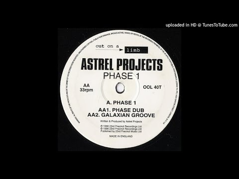 Astrel Projects - Galaxian Groove