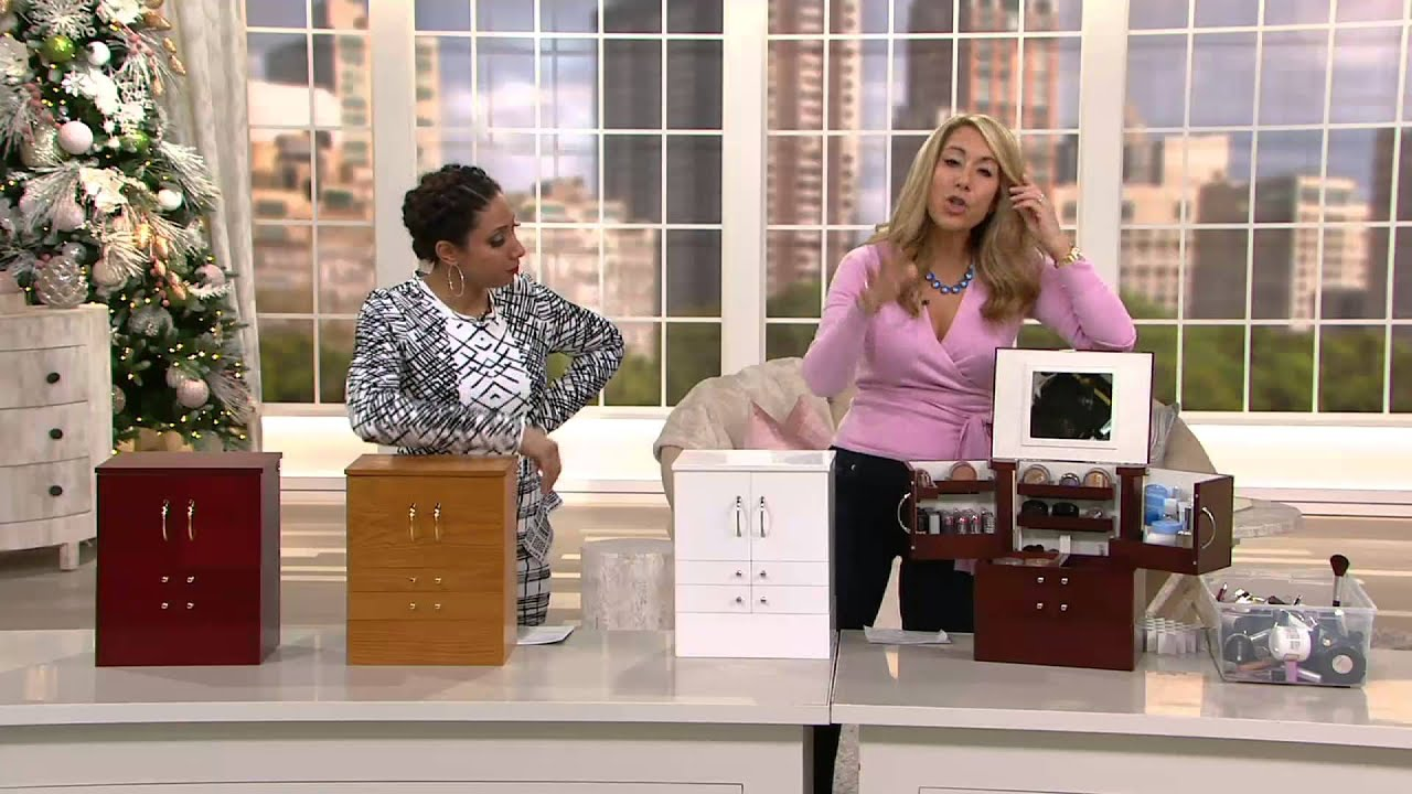 Jewelry Box Qvc