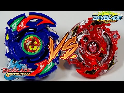 beyblade battle dranzer g vs storm spriggan k u g revolution vs