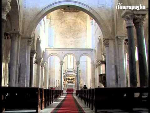 Itinerapugliatv Bari Basilica Di S Nicola Youtube