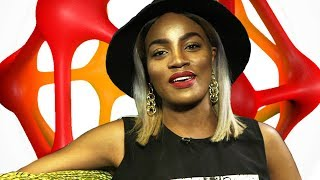 Seyi Shay: From backing Beyonce to Afrobeats queen - BBC What's New?