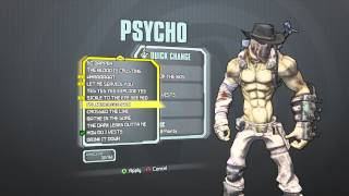 Borderlands 2 - Krieg the Psycho