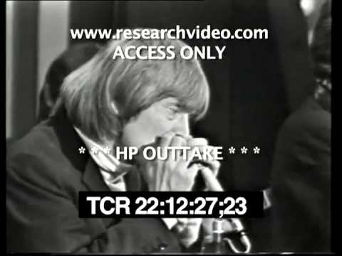 Rolling Stones Hollywood Palace 1964 Pt 3,