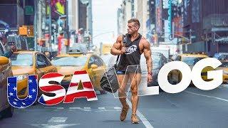 Borecki USA VLOG - NEW YORK PRO część I