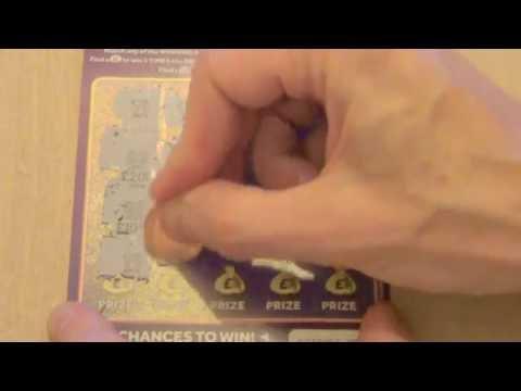 scratch card , its a WINNER