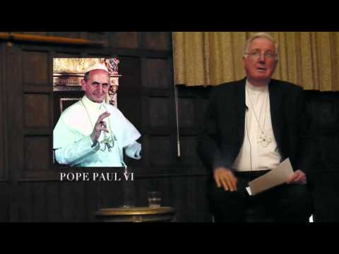 Cardinal Cormac Murphy-O'Connor: 'The Changing Faces of the Papacy'