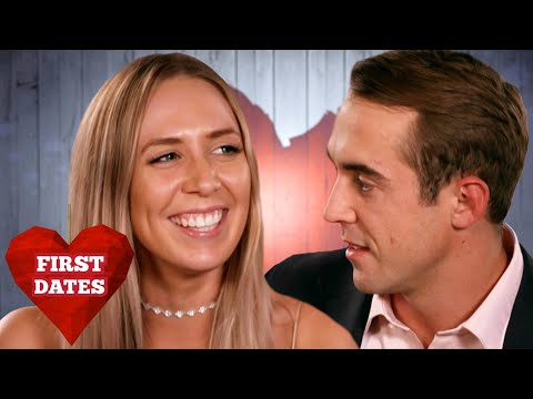 Will This Motivational Speaker Have The Power To Find Love? | First Dates Australia