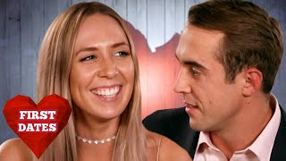 Will This Motivational Speaker Have The Power To Find Love?   First Dates Australia