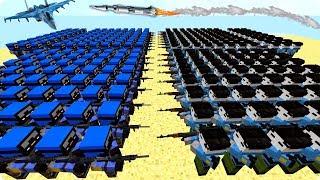 Третья Мировая Война [ЧАСТЬ 3] Call of duty в Майнкрафт! Война в Майнкрафт! - (Minecraft - Сериал)