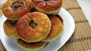 Беляши с мясом / Нежнейшее тесто и сочная начинка, простой пошаговый рецепт