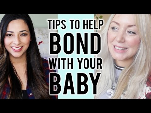 TIPS TO HELP YOU BOND WITH YOUR BABY - with Sarah-Jayne Ljungstrom | Ysis Lorenna ad