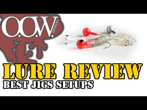 How To: Best Jigs | White Bass | Wiper | Sand Bass Setup - OOW Outdoors