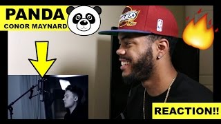 Panda - Desiigner (Cover by Conor Maynard) BEST REACTION!!!