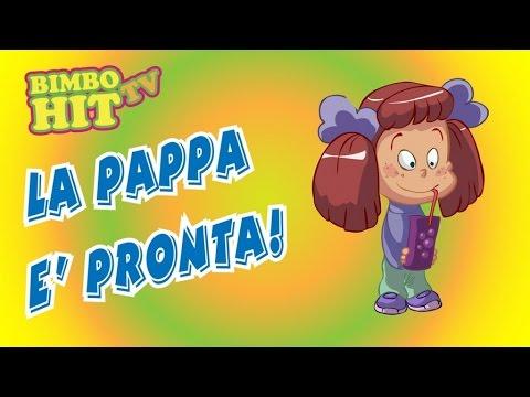 Linda Cobelli - La Pappa è Pronta
