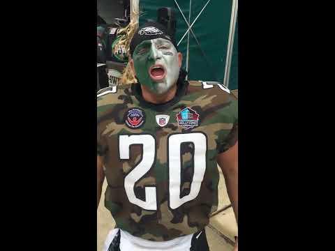 SpudCam: Denver Broncos vs. Philadelphia Eagles