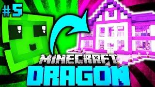 NEUES HAUS für SLIMY?! - Minecraft Dragon #05 [Deutsch/HD]