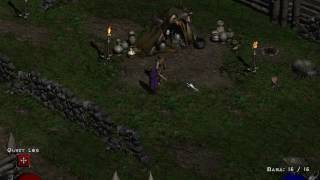 Diablo 2 Longplay Part 1 of 5