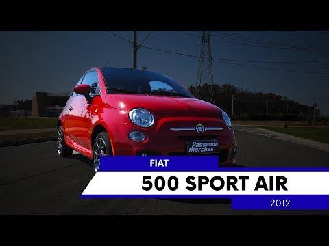 Fiat 500 Sport Air 2012 - Vale ou não a pena comprar