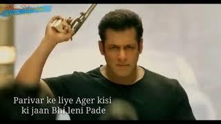 Salman Khan Dialogue - Race 3 Whatsapp Status 2018 || dialogue Status