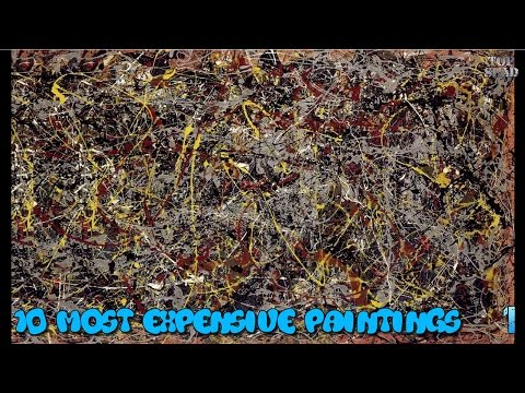10 Most Expensive Paintings