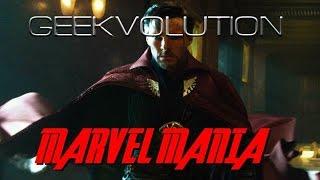 Marvel Mania Day 46 | Doctor Strange