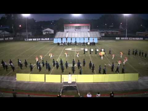 North Laurel Band 2012