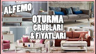 Alfemo Mobilya Oturma Grubları & Fiyatları Video