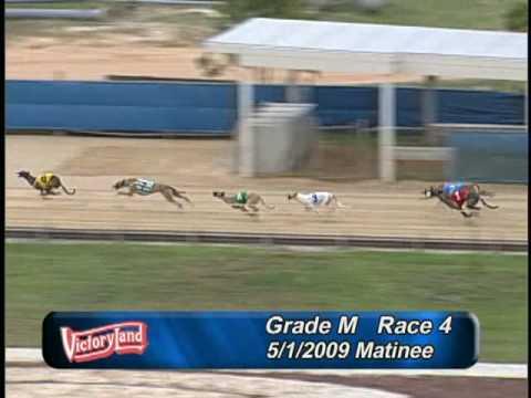 Victoryland 5/1/09 Matinee Race 4