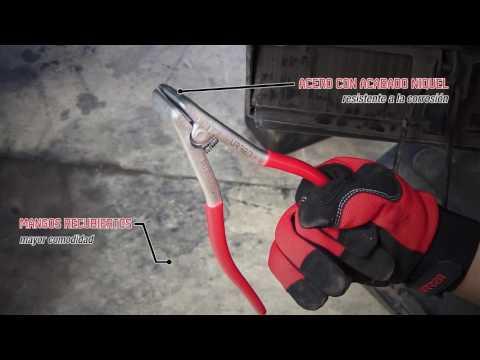 Pinzas para terminal de cable de bateria URREA México