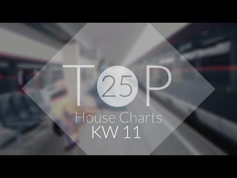 Deutsche Top 25 Deep House Charts [KW 11 2014][HD]