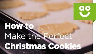 Bosch | ao.com yemek Tarifleri ile Mükemmel Noel Kurabiyeleri yapmayı