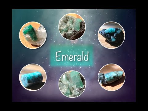 Emerald- Lets Talk Stones