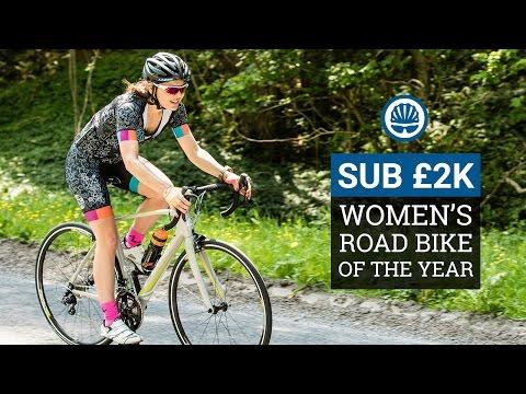 Best Women's Bikes Under £2000 / $2500 - Road Bike Of The Year