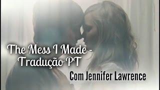 Parachute (com Jen Law) - The Mess I Made (Tradução PT)