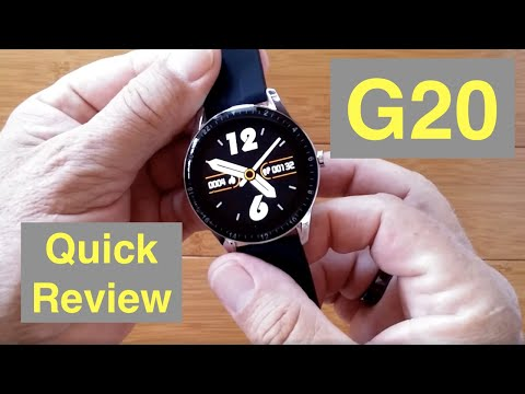 bakeey-g20-ip67-waterproof-bluetooth-calling-blood-pressure-sports-smartwatch:-quick-overview